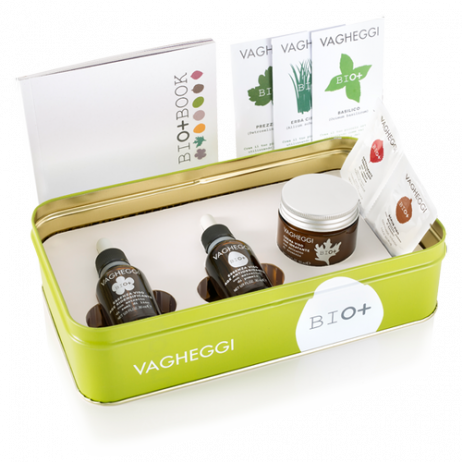 VAGHEGGI BIO+ BEAUTY TIN OLIVE